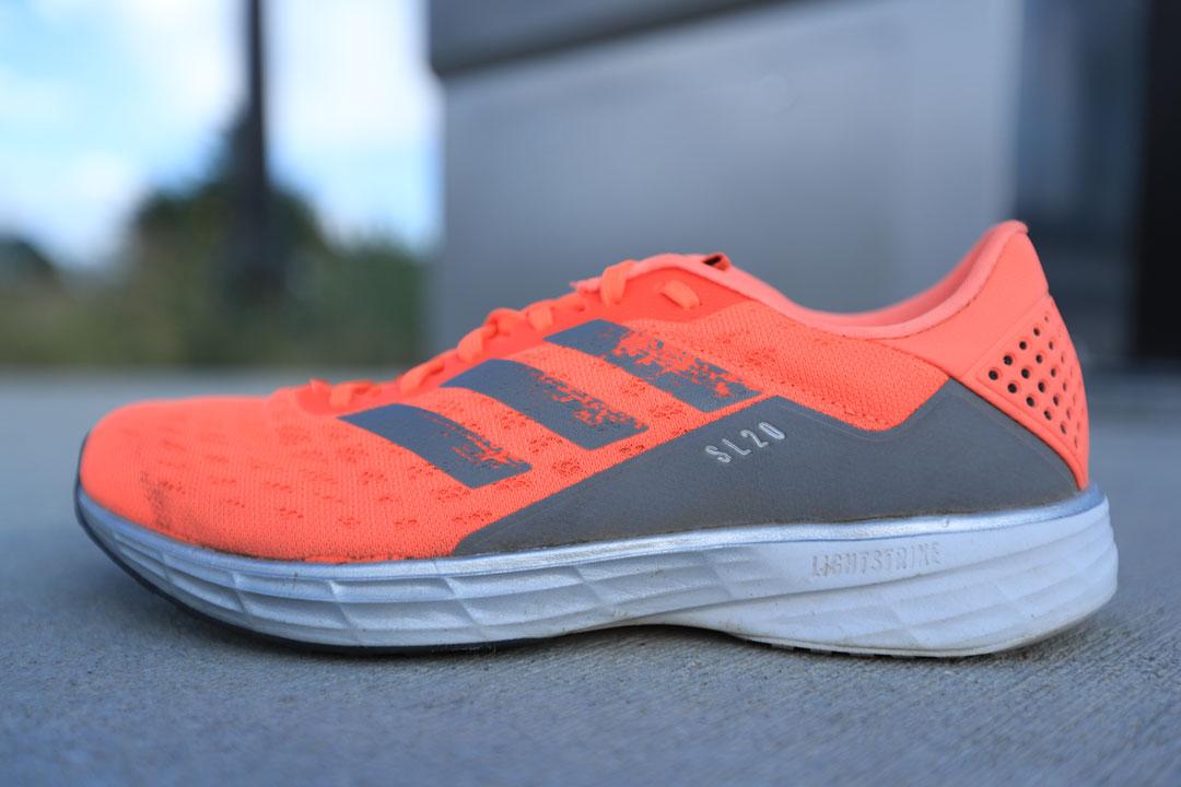 Adidas SL20 Road Shoe