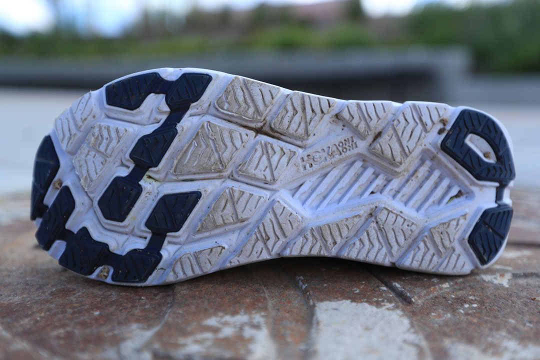 Hoka Rincon 2 outsole early review