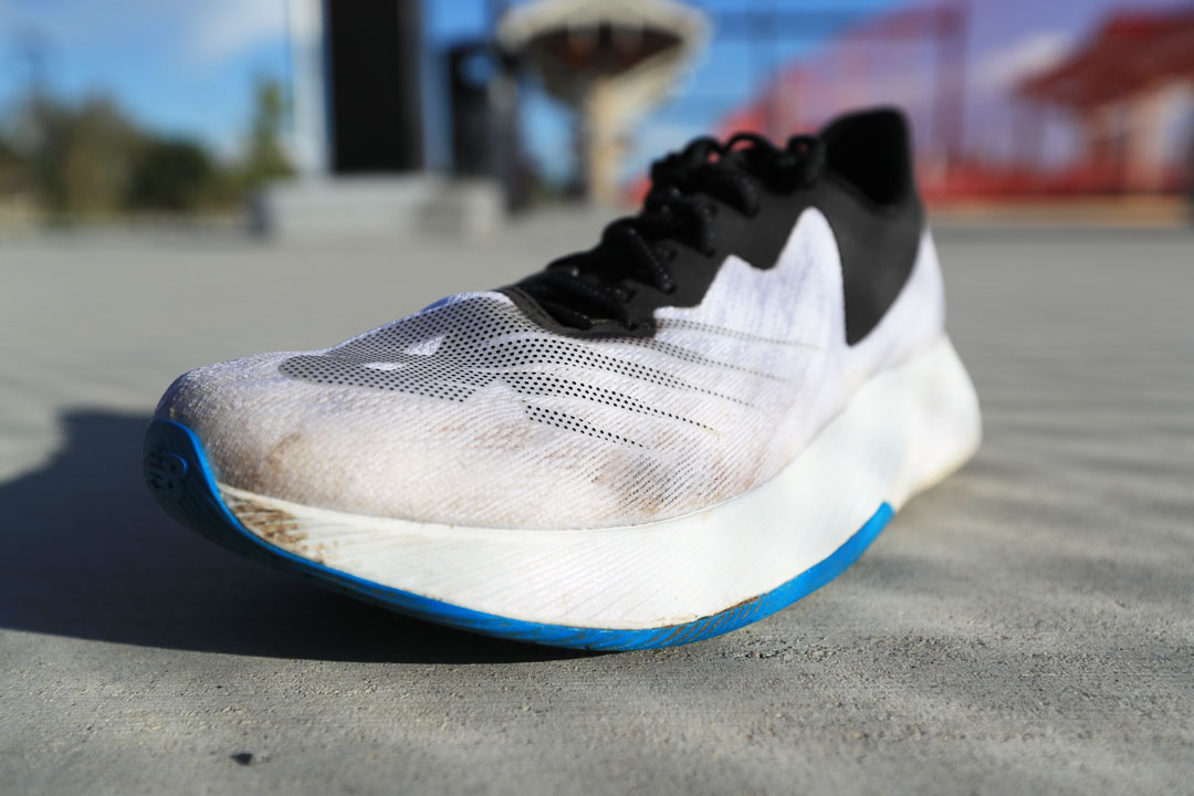 New Balance FuelCell TC Upper