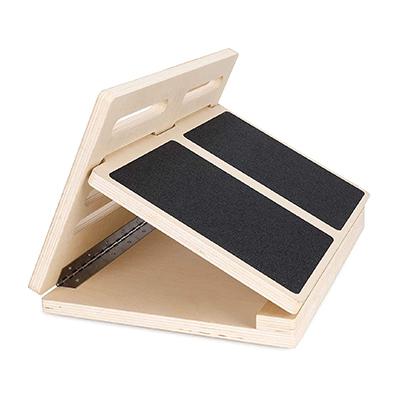 Liberty Imports Professional Wooden Slant Board